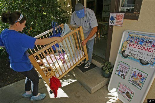 A Rifle For A Crib?': Unemployed Turn To Craigslist For Help