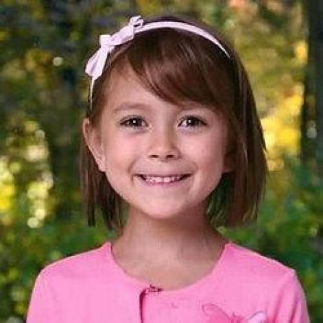 "An ""upbeat and kind"" 6-year-old who loved to wear bright, flowery dresses, a neighbor told the Wall Street Journal, <a href="""