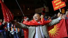 Macedonians Vote To Change Country's Name But Low Turnout May Imperil NATO Ambitions