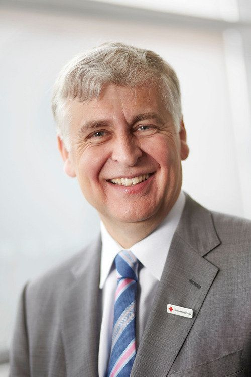 As well as being a member of the Foreign Secretary's Human Rights Advisory Group, Sir Nick Young has been chairmen and chief