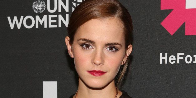 NEW YORK, NY - SEPTEMBER 20:  Actress Emma Watson attends UN Women's 'HeForShe' VIP After Party at The Peninsula Hotel on Sep