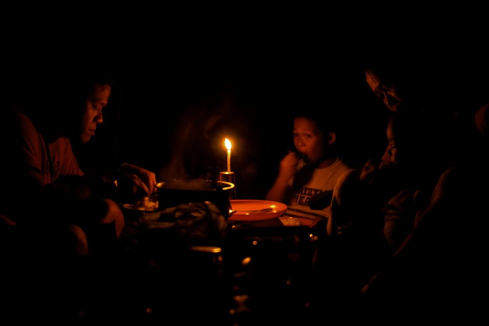 "For their choice of ""second winner,"" Terry and Oliver picked ""Candlelight Supper,"" an image by Breech Asher Harani. It <a hre"