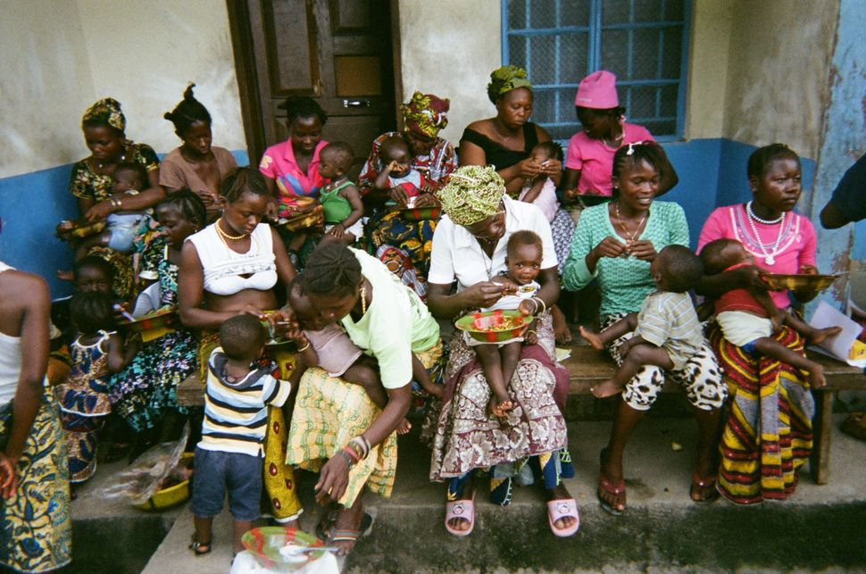 "<a href=""https://www.huffpost.com/entry/hunger-ebola_n_5920868"" target=""_blank"">Hunger </a> has become a plaguing concern in"