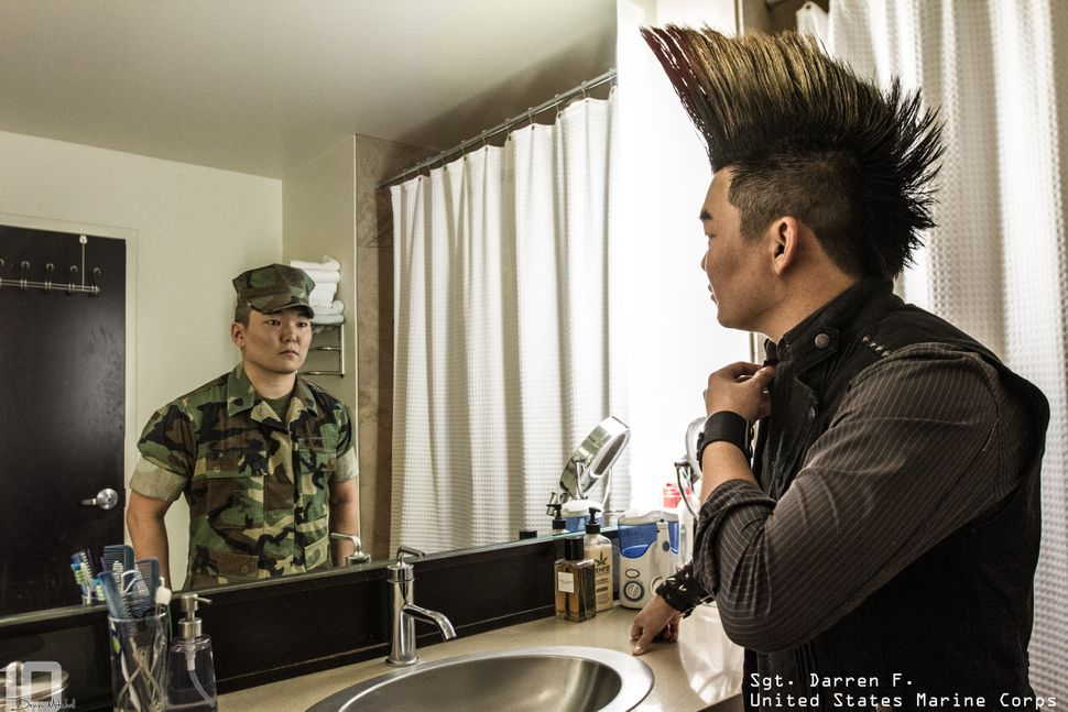Sgt. Darren F.  |  United States Marine Corps