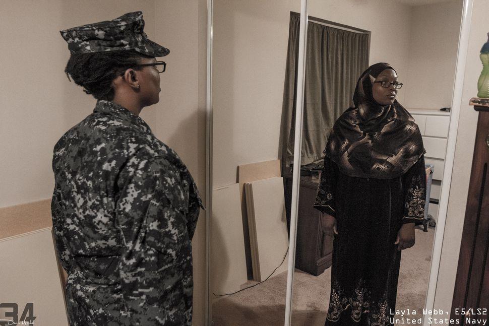 Layla Webb, E5/LS2  |  United States Navy