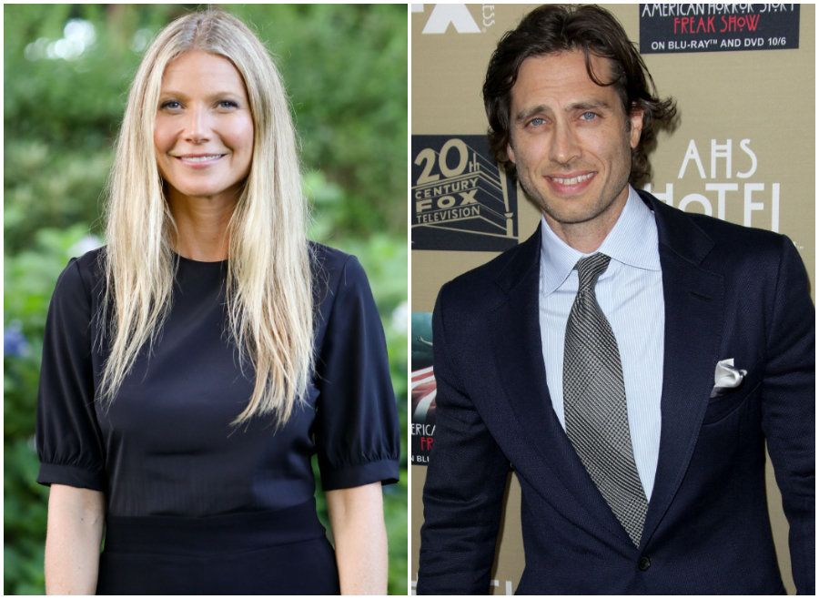 Gwyneth Paltrow Announces She And 'American Horror Story' Producer Brad Falchuk Are