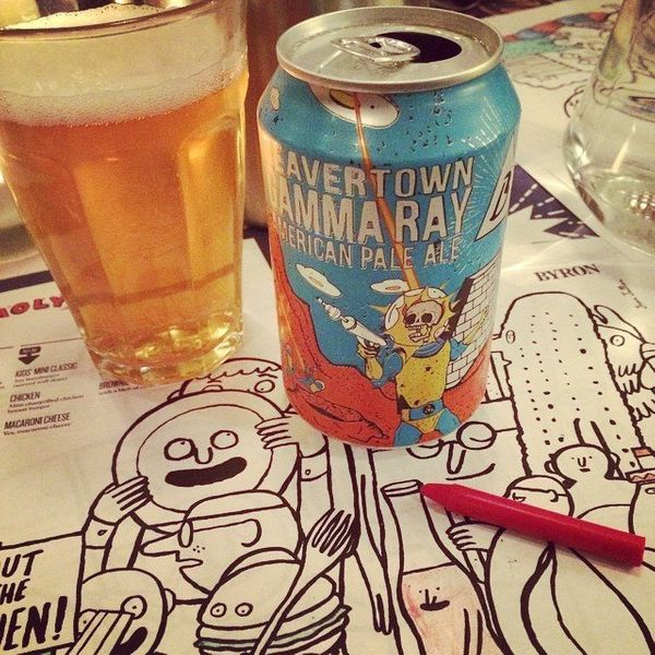 """Known primarily for their fantastic artwork, designed by artist Nick Dwyer, <a href=""""http://www.beavertownbrewery.co.uk/"""" tar"""