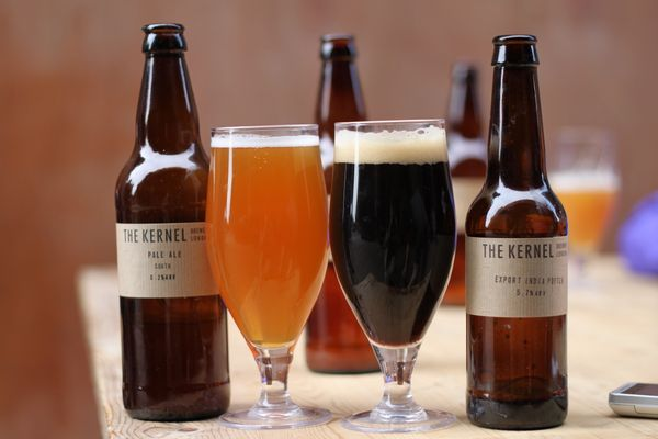 """Open every Saturday from 9:00-14:00, <a href=""""http://www.thekernelbrewery.com/"""" target=""""_blank"""">The Kernel Brewery</a> is bas"""