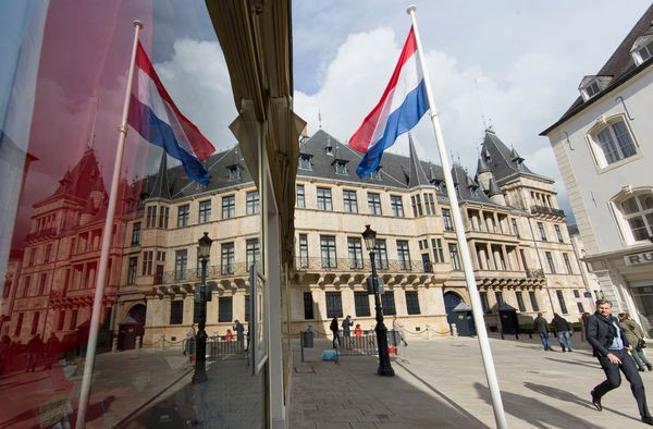 Luxembourg gave 1.07 percent of its GNI to development assistance in 2014.