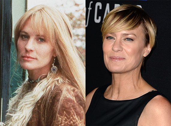 After playing Jenny, Robin Wright sort of disappeared from the mainstream spotlight as she went on to play various roles in a