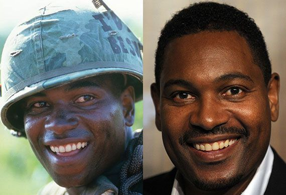 """Mykelti Williamson is best known as Bubba from """"Gump"""" -- and his character also has a restaurant chain named after him! After"""