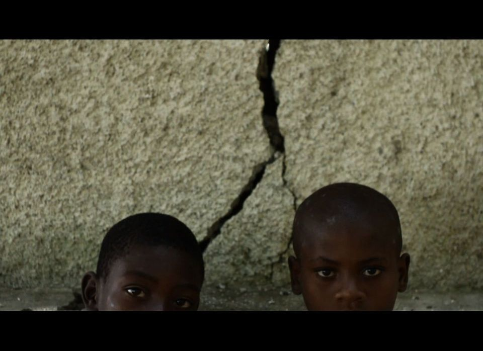 Images from 35 Seconds - Short Stories From Haiti, provided by Flesh Profits Nothing