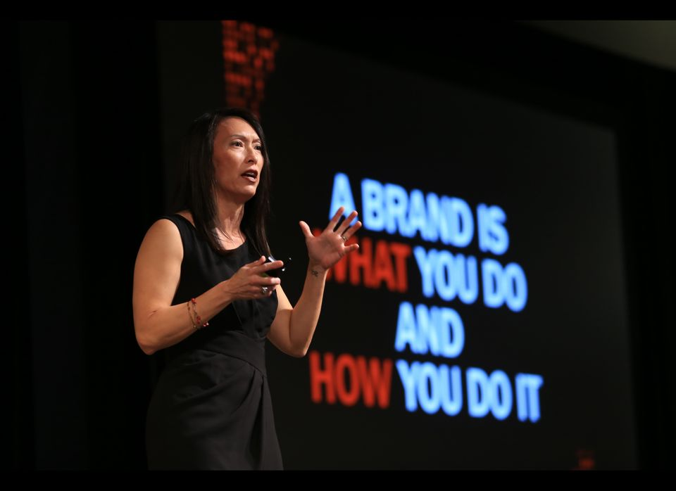 "Harvard Business Review contributor and author of ""What Great Brands Do,"" Denise Yohn, explained what sets outstanding brands"