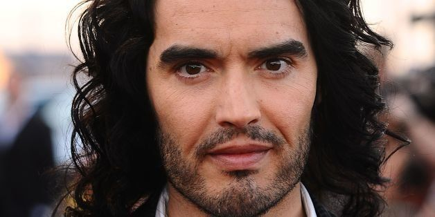 File photo dated 19/04/11 of comedian Russell Brand who has refused to comment on suggestions he could mount a bid to become