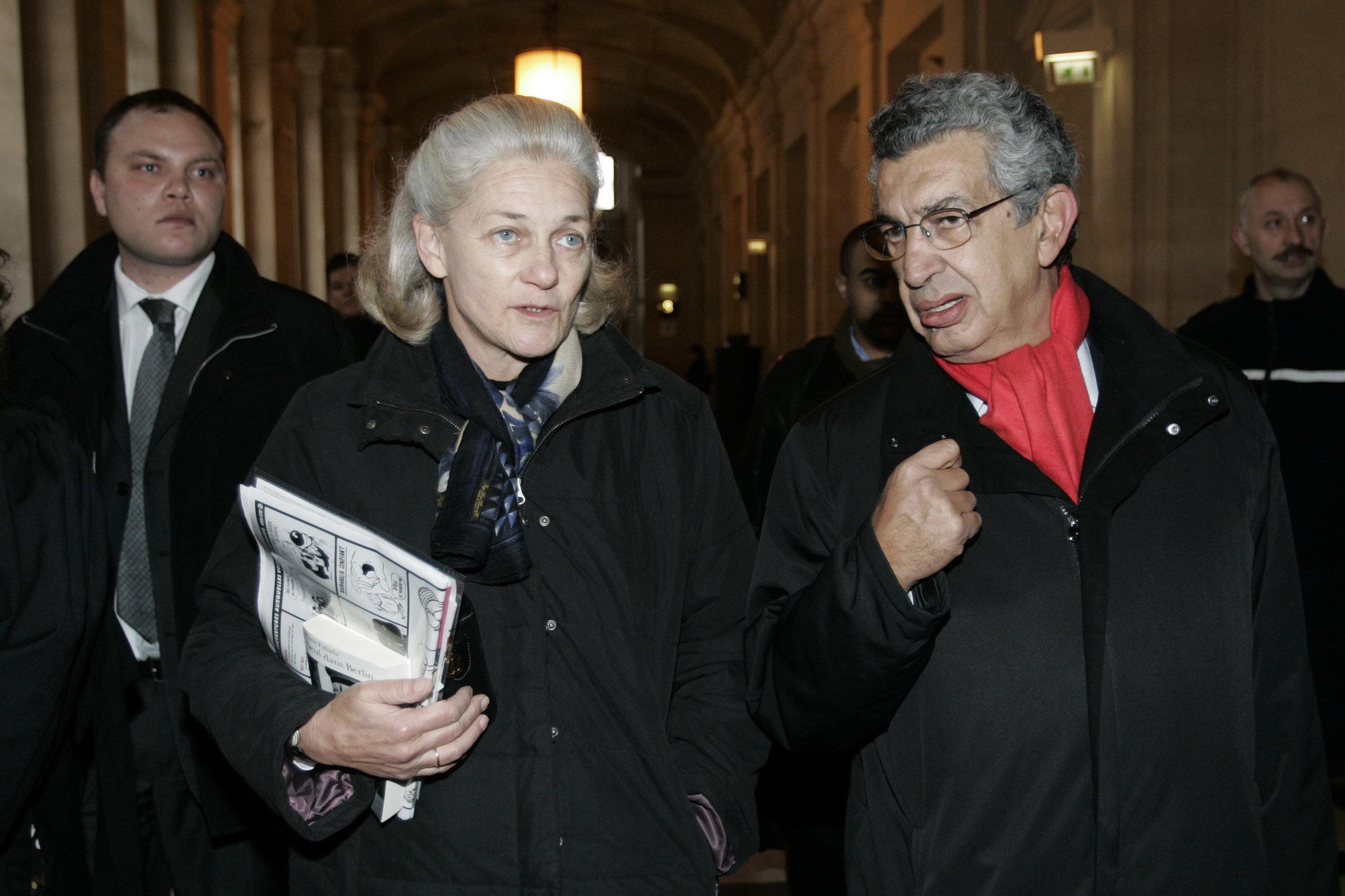 Le journaliste et politologue Antoine Sfeir est