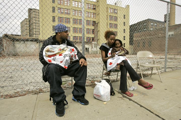 Homeless Families In America Increase By 9 Percent | HuffPost