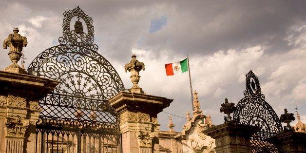 Government House Morelia Mexico