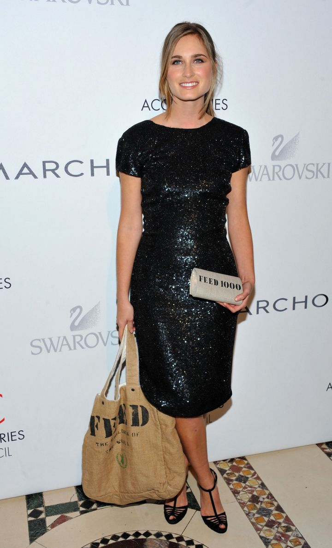Lauren Bush On Feeding The World Family Travel And Fashion