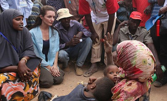 Kristin Davis Breaks Down Describing Kenyan Refugee Camp Visit