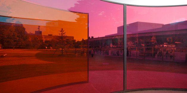 21St Century Museum Of Contemporary Art, 121 Hirosaka, Kanazawa CityJapan, Architect: Sanaa Kazuyo Sejima + Ryue Nishizawa, 2
