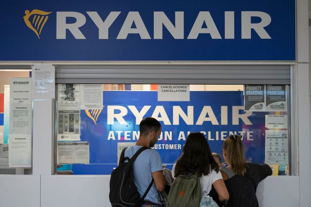 Ryanair Share Price Drops As Airline Issues Profit Warning, But Its Still Set To Make Almost £1 Billion...