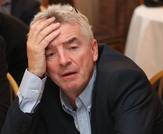 Ryanair CEO Michael