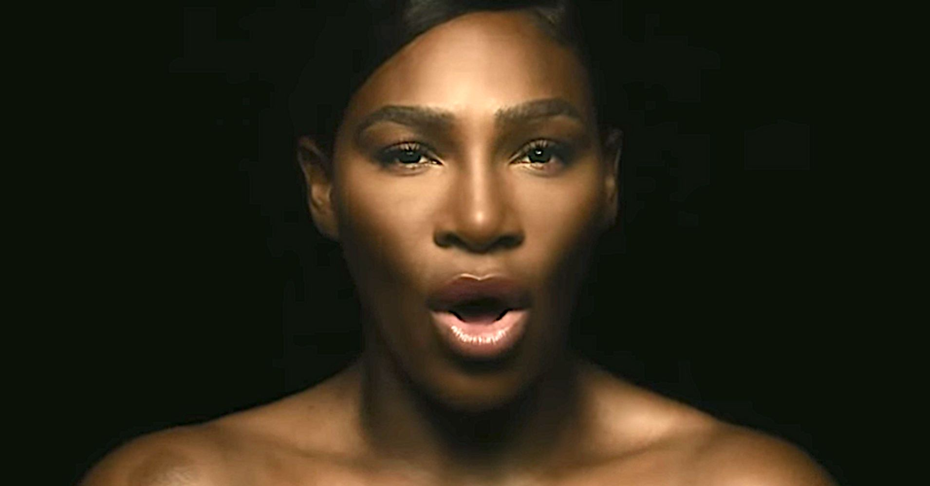 Serena Williams Sings 'I Touch Myself' For Breast Cancer Awareness