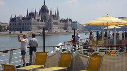 Budapest, die Königin der