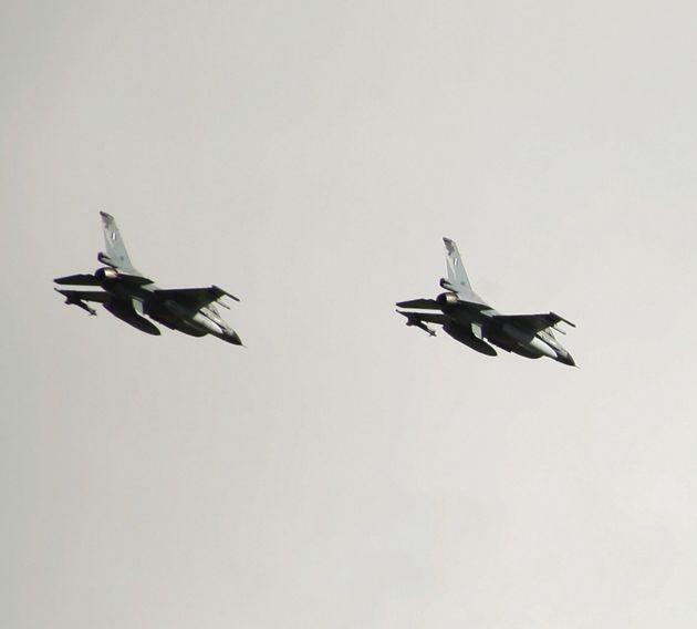 Βίντεο: Ελληνικά F-16 στους ουρανούς της