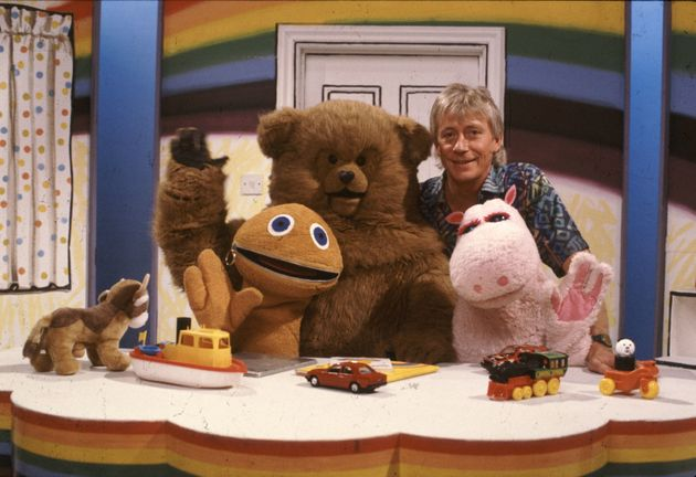 Geoffrey and the beloved characters of
