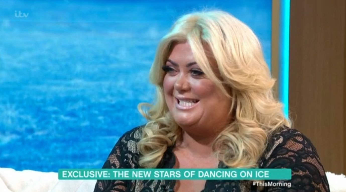 Gemma Collins Poised To Serve Up More Viral Moments As Official 'Dancing On Ice'
