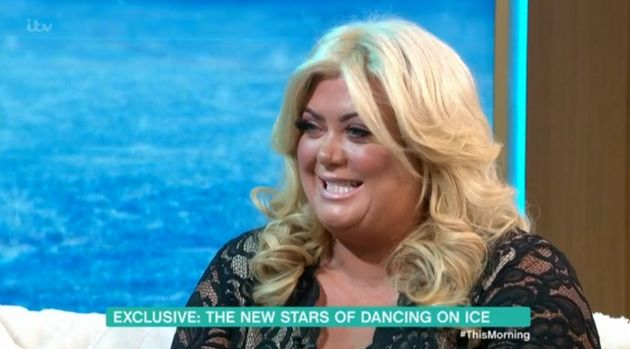 Gemma Collins is one of the new 'Dancing On Ice'