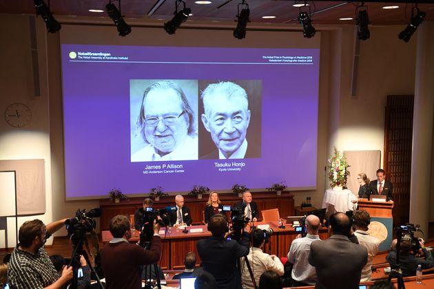 올해 노벨생리의학상 수상자들이 발견한 항암치료법의 원리를 쉽게
