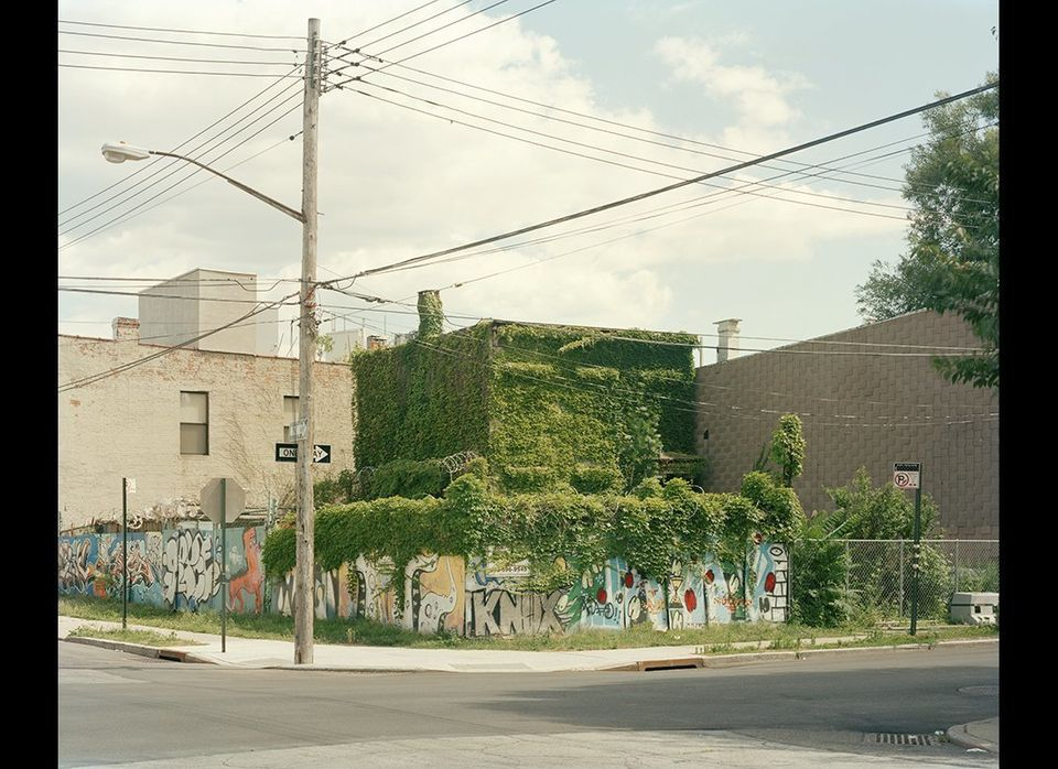 <em>© 2011 Red Hook, Brooklyn, New York</em> I have been watching this house change over the last 8 years from somewhat fal