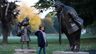 EMBARGOED TO 0001 MONDAY OCTOBER 1