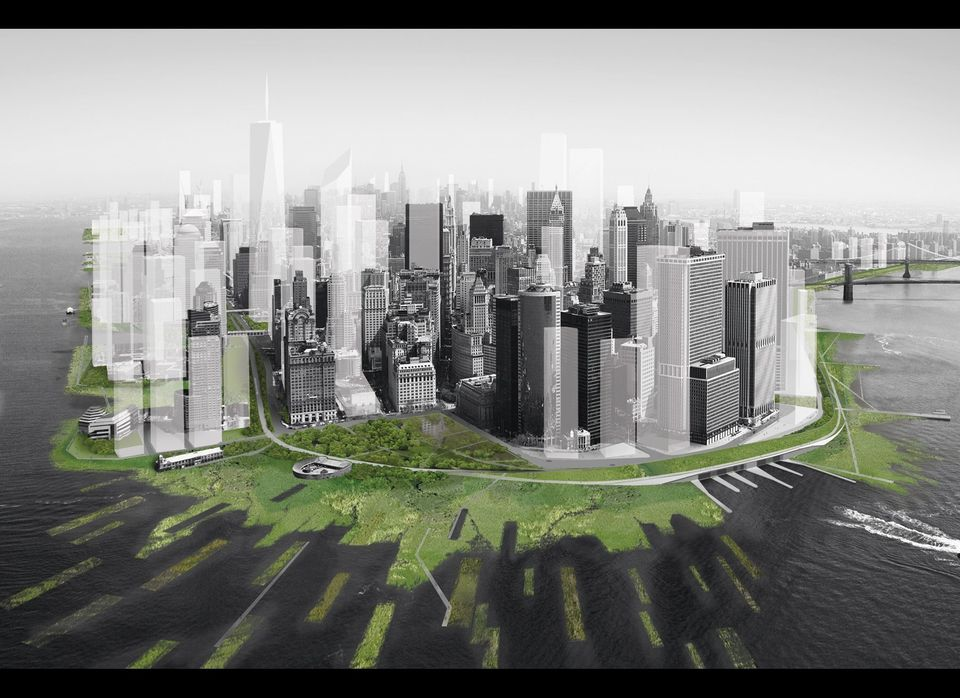 New Urban Ground (with dlandstudio), MoMA, 2010. Photo courtesy of ARO.