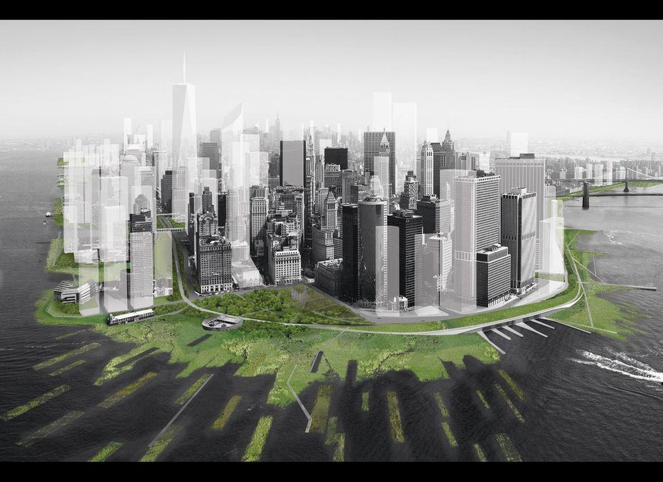 New Urban Ground (with dlandstudio), MoMA, 2010. Photo courtesy of ARO.