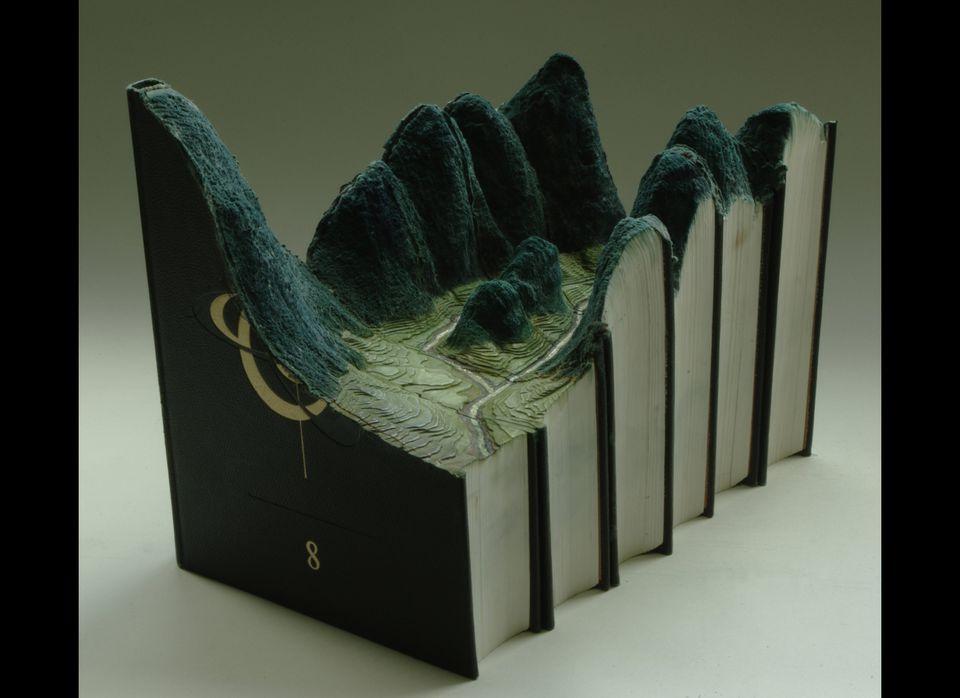 Sculpted Books