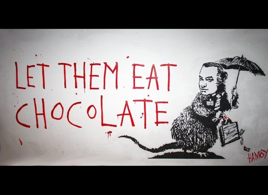 Let Them Eat Chocolate