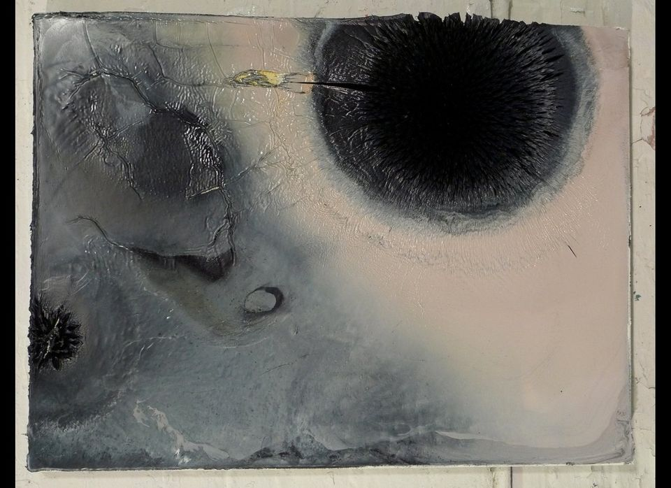 2011, Oil on canvas, 18x24 inces, Courtesy of the artist