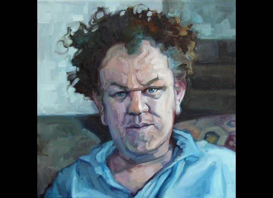 John C., 2011, oil on linen