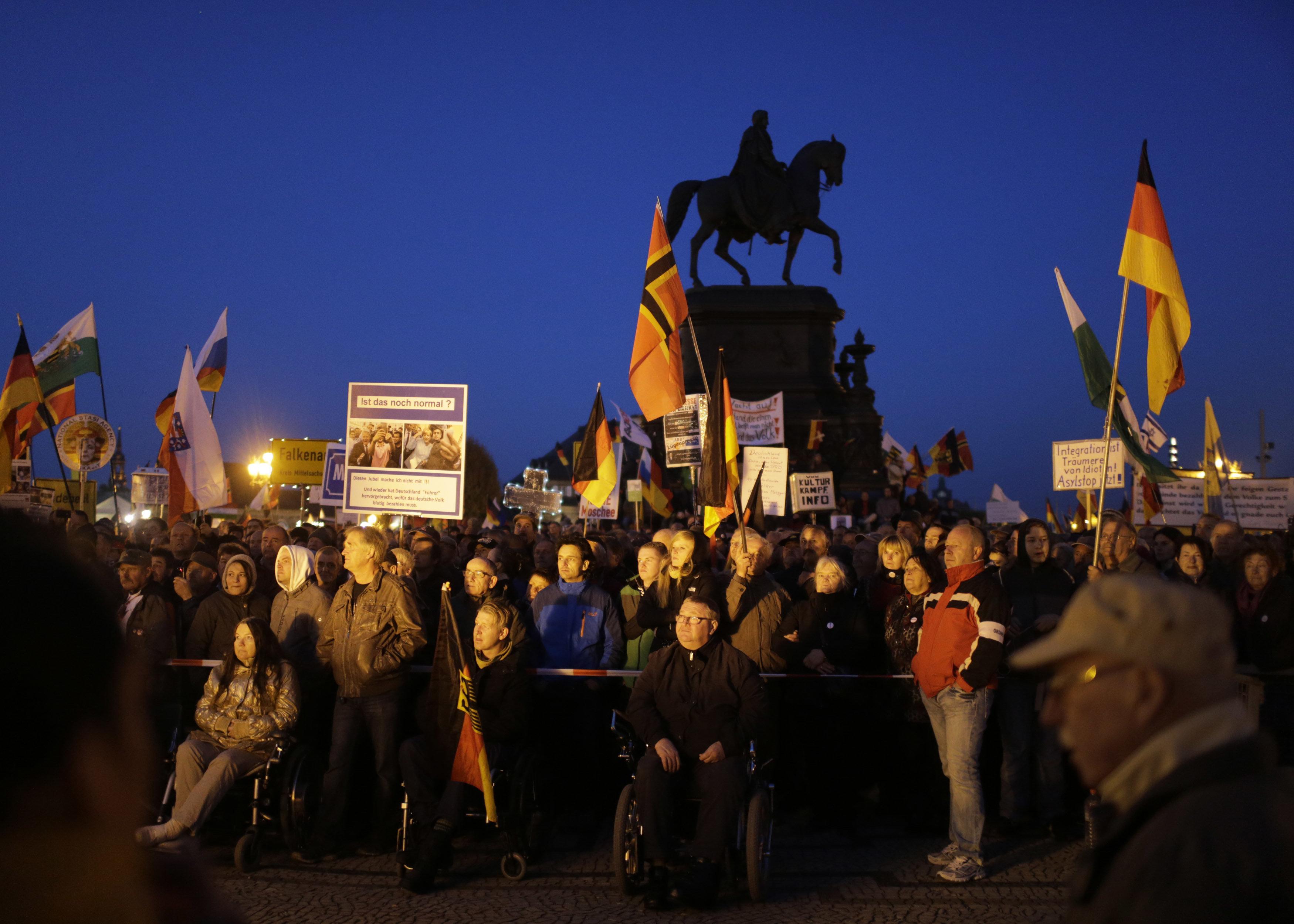 Liebe Ossis, euer Selbsthass ist zum Problem für unsere Demokratie