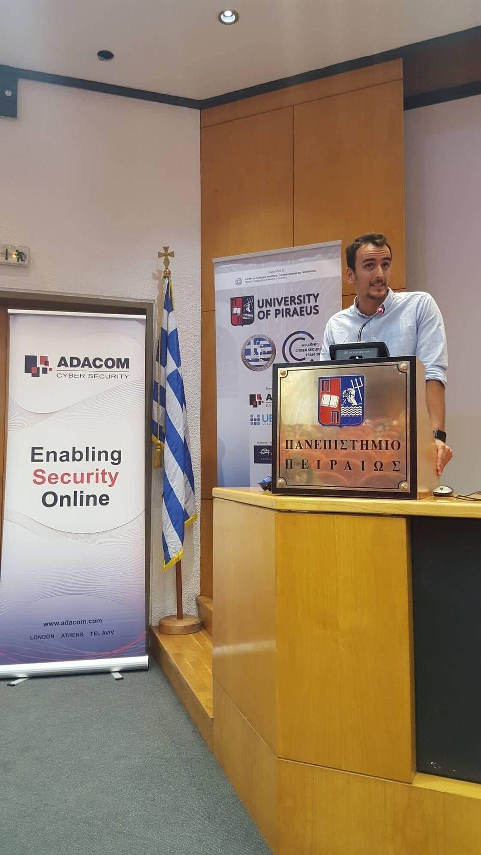 Ο διευθυντής του Secnews.gr,...