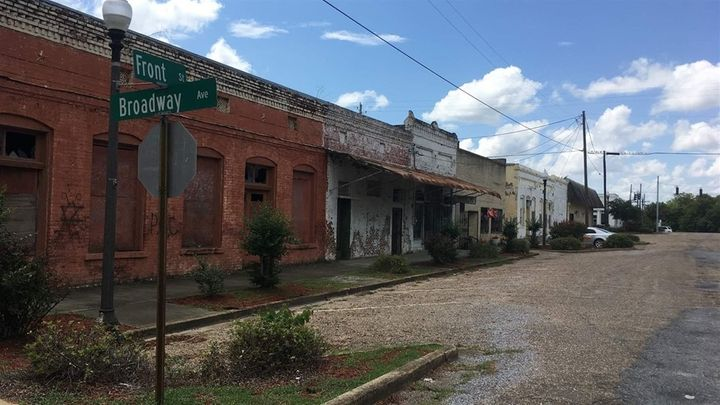 Downtown Uniontown has been slowly shuttering through the years. Many businesses have closed, and there are several crumbling