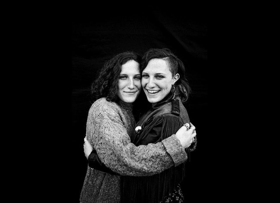 "iO Tillett Wright, ""Chelsy and Melissa, 21, Film Maker and Environmental educator, New York"", 2011"