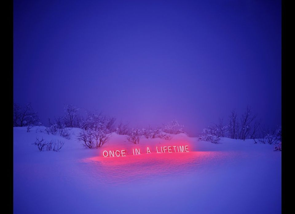Jung Lee, Once In a Lifetime, C-Type Print, 170 x 136 cm, 2011, Courtesy of ONE AND J. Gallery.