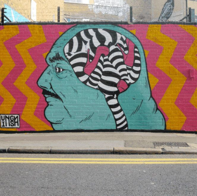 INSA\'s GIF-ITTI Combines Street Art And Animated GIFs (PHOTOS ...