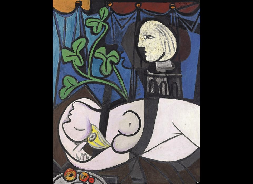 Pablo Picasso was born in Spain, lived most of his life in France, and never actually visited the United States, but that did