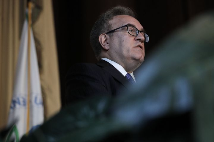 Acting EPA administrator and former coal lobbyist Andrew Wheeler directed the agency earlier this year to reconsider the 2011