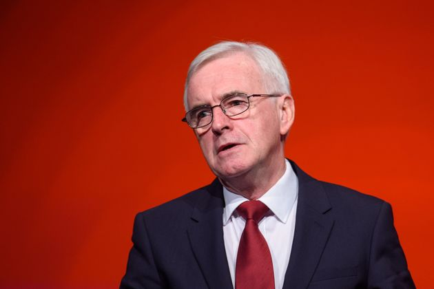 Shadow Chancellor John McDonnell claims he proposed a *very* similar policy to the PM's property